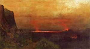 Kilauea at Night