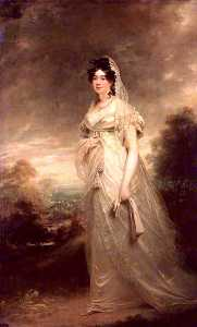 Harriot Beauclerk, née Mellon, Duchess of St Albans