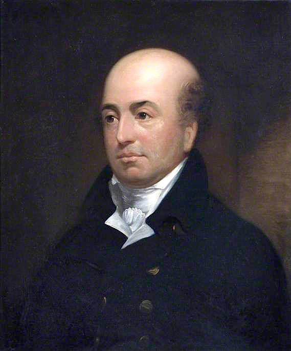 Wikioo.org - The Encyclopedia of Fine Arts - Painting, Artwork by William Beechey - James Worthington