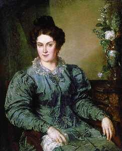 E.V. Meshkova, née. Bilibina