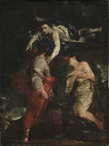 English The Sacrifice of Abraham