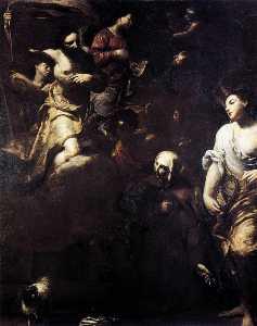 English Ecstasy of St Margaret of Cortona