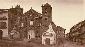 Church of the Merced, Panama