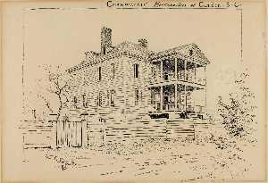 Cornwallace's Headquarters, Camden, South Carolina