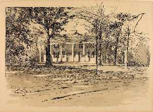 Saratoga. General Schuyler's House