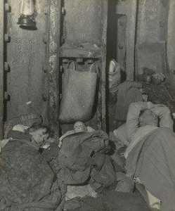 Liverpool Street Underground Station Shelter