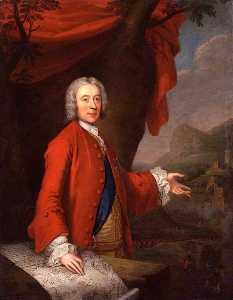 John Campbell, 2nd Duke of Argyll and Duke of Greenwich