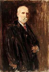 Sir Arthur Mitchell (1826–1909), KCB