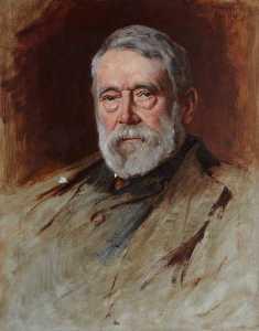 Professor David Masson (1822–1907), Historian and Author