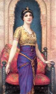 An Egyptian Beauty
