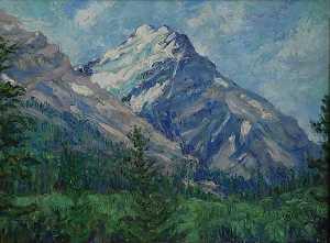 Mt. Victoria, (painting)