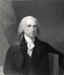 James Madison (1751 1836), (painting)