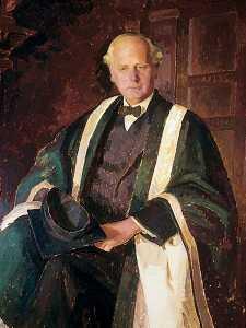 Sir Michael Ernest Sadler (1861–1943), KCSI, CB, LLD, DLitt, Vice Chancellor of the University of Leeds (1911–1923)
