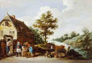 David Teniers Ii Le Jeune