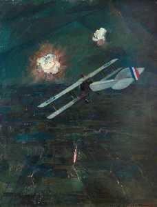 Night Raid, 1917