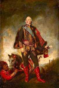 Louis Philippe Joseph, Duke of Orleans, 'Philippe Egalité' (after Joshua Reynolds)