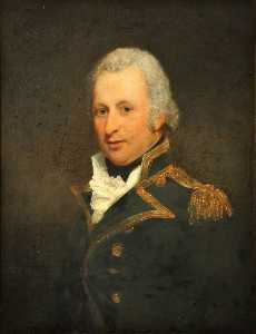 Portrait of a Naval Captain