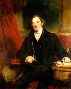 Sir George Thomas Staunton (1781–1859), Writer and Sinologist
