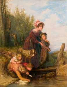 William Mulready The Younger