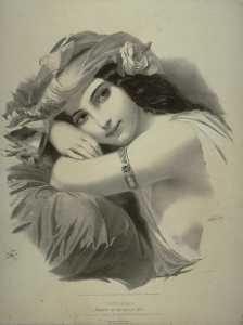 La perle du harem (b w)