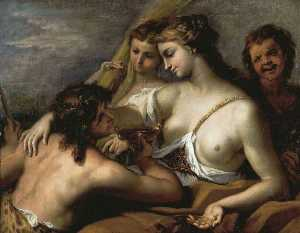 Bacchus and Ceres