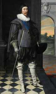 James Hamilton (1589–1625), 2nd Marquess of Hamilton and 4th Earl of Arran, KG, PC