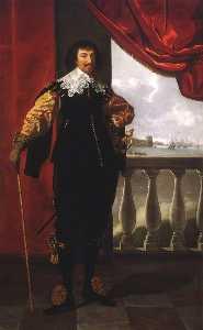 Robert Rich (1587–1658), 2nd Earl of Warwick