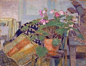 Le pot de fleurs (Pot of Flowers)