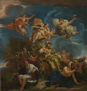 Allegory of Prudence