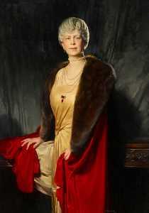 HRH Queen Mary (1867–1953)