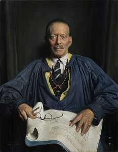 Michael Theodore Waterhouse (1888–1968), CBE, PRIBA