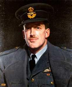 Flight Lieutenant George C. Burnside