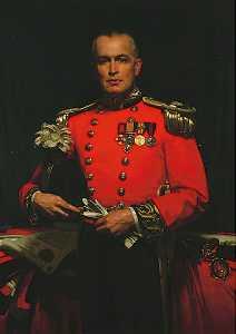Alderman Lieutenant Colonel Roland Vaughan Gwynne, DSO, DL, JP, Mayor of Eastbourne (1928–1931)