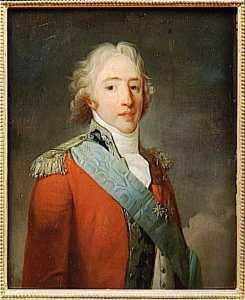 CHARLES DE FRANCE, COMTE D'ARTOIS (1757 1836)