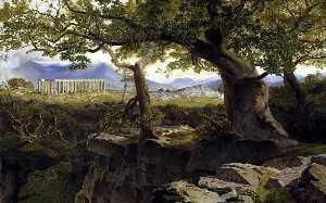 The Temple of Apollo at Bassae