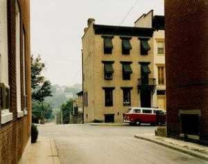 Church and 2nd Streets, Easton, Pennsylvania