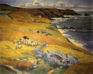 Wikioo.org - The Encyclopedia of Fine Arts - Artist, Painter  Yvonne Jean Haffen