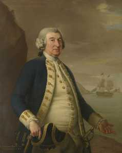 Admiral William Parry (1705–1779)