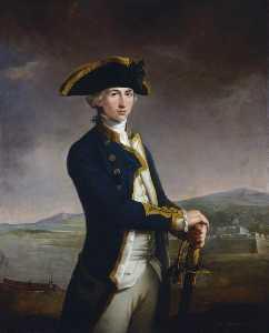 Captain Horatio Nelson (1758–1805)