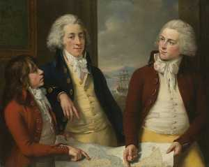 The Money Brothers William Taylor (1769–1834), James (1772–1833), and Robert (1775–1803)