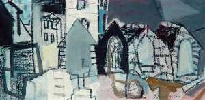 St Ives Churchyard