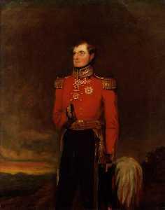 Fitzroy James Henry Somerset, 1st Baron Raglan