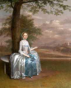 Mary Cawthorne (1724–1796), Mrs Morley Unwin