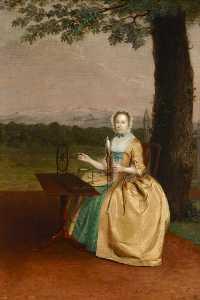 Sarah Lascelles (1656 1659–1743), Mrs Christopher Lethieullier
