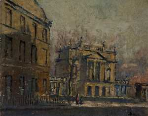 The Holburne of Menstrie Museum, Bath, 18 January 1940