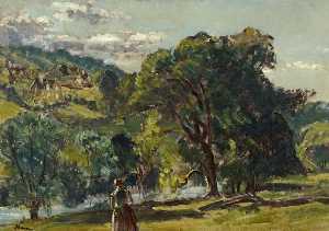 The Avon Gorge at Claverton