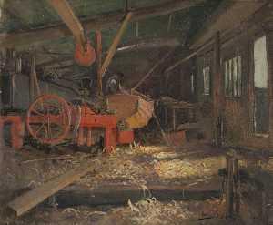 The Boat Builder's Workshop