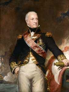 Admiral Edward Pellew (1757–1833), 1st Viscount Exmouth