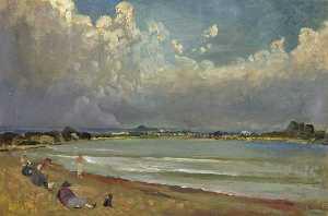 Storm Clouds, Poole Harbour