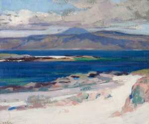Ben More from Iona